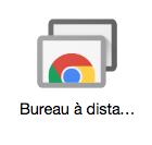 icone Bureau à Distance